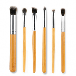 6pcs bamboo eye brush