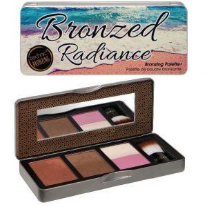 Technic Bronzed Radiance Bronzing Palette 3