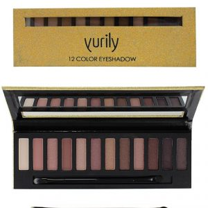 yurily 12 color eyeshadow