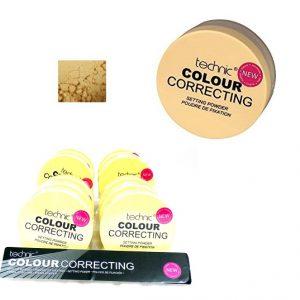 Technic Colour Correcting Setting Powder 20g (12 units)