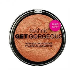 Technic Get Gorgeous Peach Candy