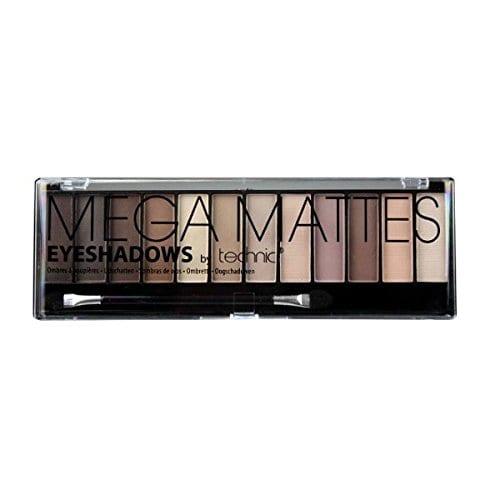 Technic 12 Colours Eyeshadow Palette Mega Matte