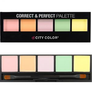 city colour 5 concealer 2