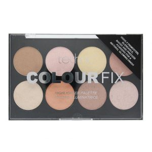 Technic pressed powder highlighter palette