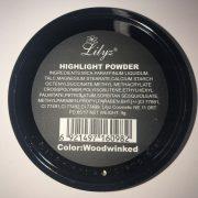 Lilyz highlight powder Woodwinked 2