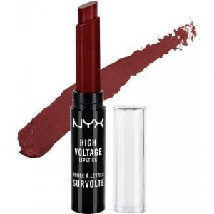 NYX High Voltage Lipstick Feline