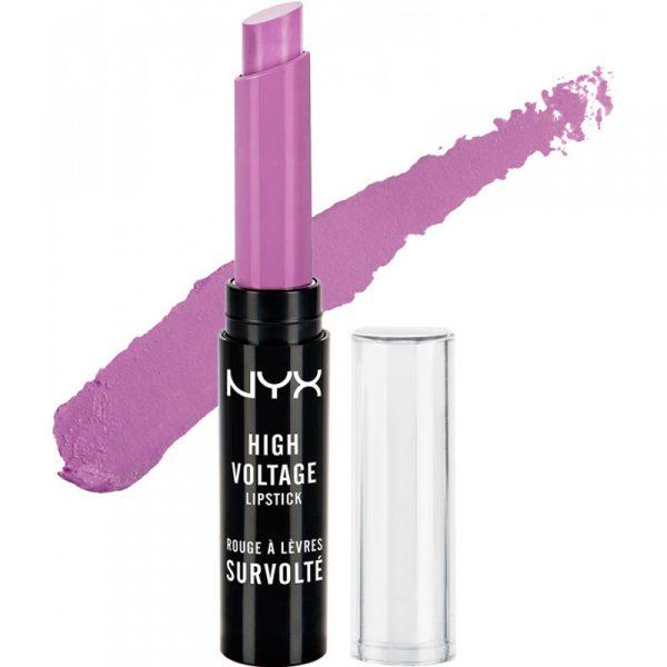 NYX High Voltage Lipstick Playdate