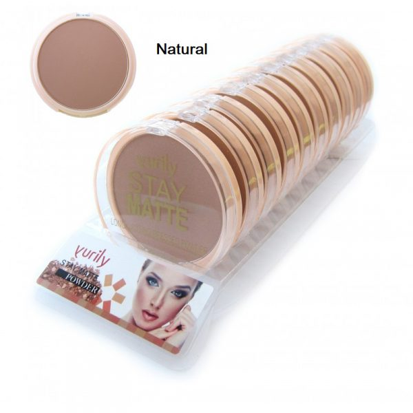 Yurily Stay Matte Tray Natural