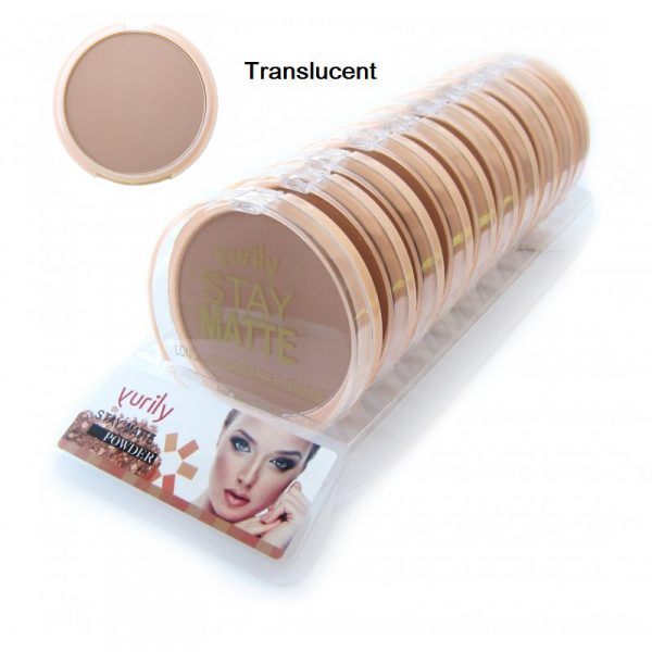 Yurily Stay Matte Tray Translucent
