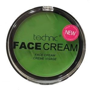 Technic Green Face Cream