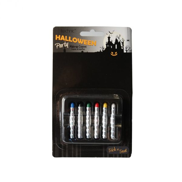 Technic Halloween Face Paint Crayons