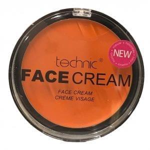 Technic Orange Face Cream