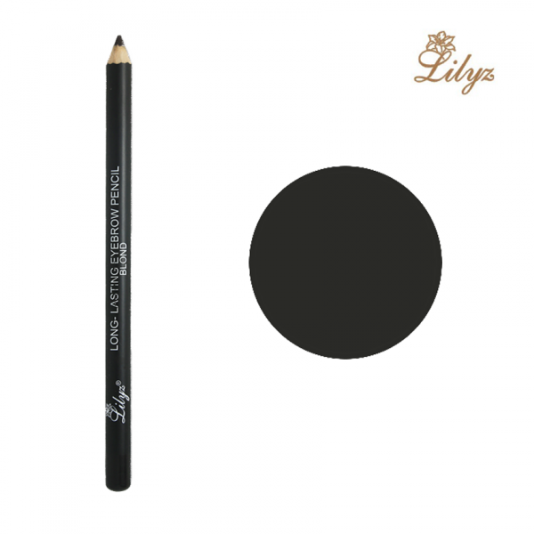 Lilyz Long-Lasting Eyebrow Pencil – Blond