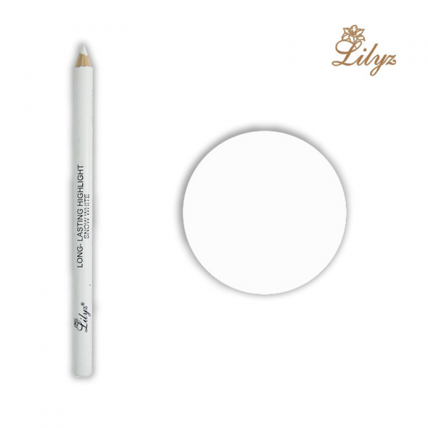 Lilyz Long-Lasting Highlight Pencil - Snow White