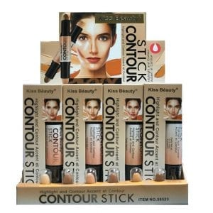 Kiss Beauty Contour Stick TRAY