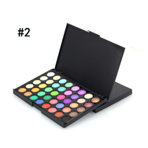 PopFeel 40 colours eyeshadow palette #2