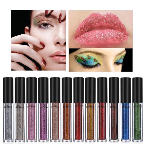 Popfeel glitter eyeliner 2