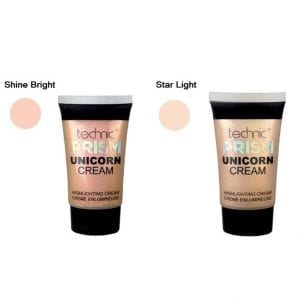 Technic Prism Unicorn Cream - Shine Bright + Star Light