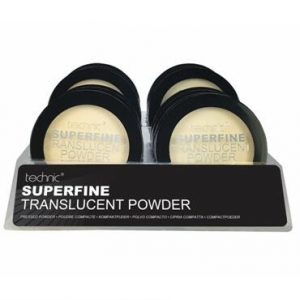 Technic Superfine Translucent Pressed Powder TRAY