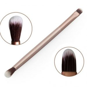 Bronze-Gold Silver Double-Sided Eye Shadow