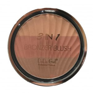 DoDo Girl 3 in 1 Bronzer Blush 03