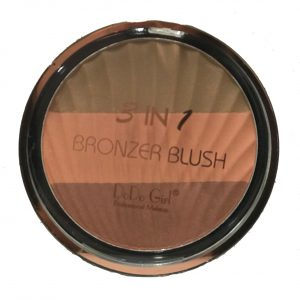 DoDo Girl 3 in 1 Bronzer Blush 04