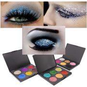 PopFeel 6pcs Glitter Shimmer Eyeshadow #123