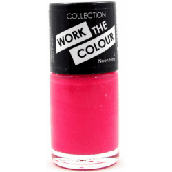 Collection Work The Colour Nail Polish 1 In The Pink