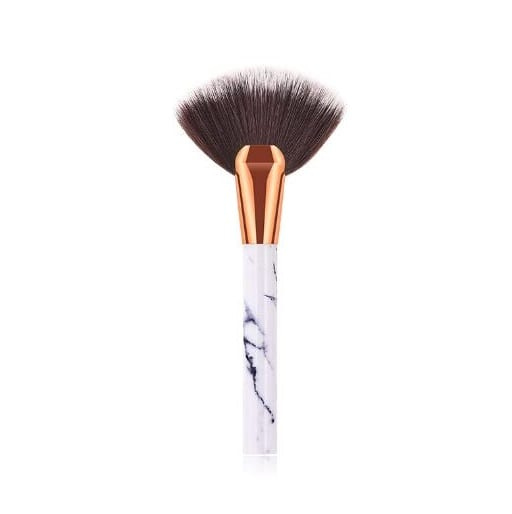 Marble Fan Brush 5