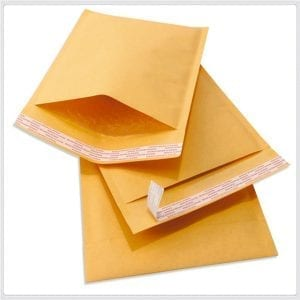 Padded Envelopes