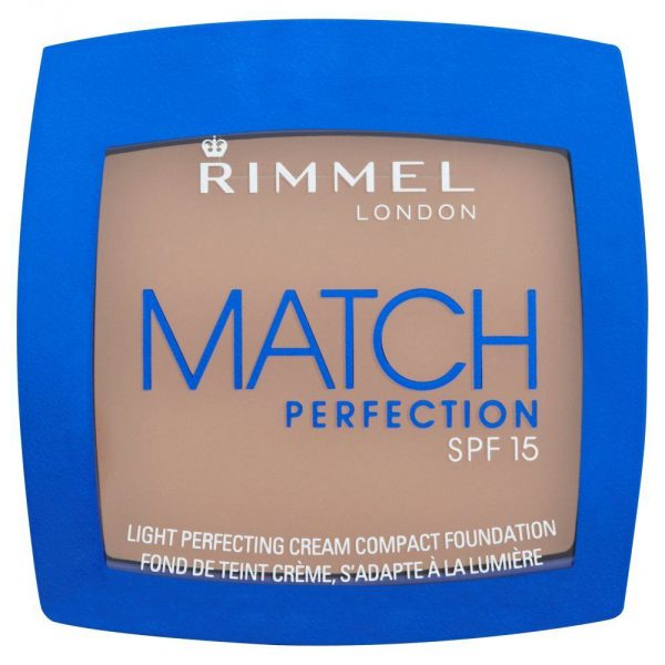 Rimmel Match Perfection SPf15 Compact Foundation - 200 Soft Beige