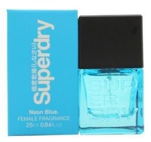 Superdry Neon Blue Female Fragrance