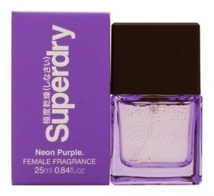 Superdry Neon Purple Female Fragrance