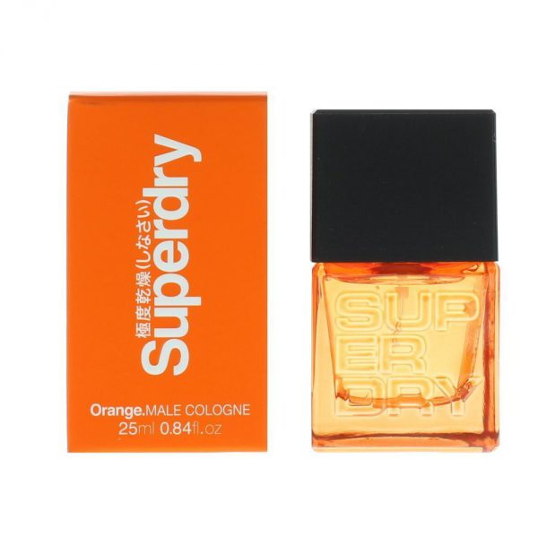 Superdry Orange Male Cologne 1