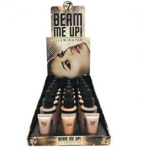 W7 Beam Me Up! TRAY