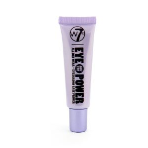 W7 Eye Got the Power All Day Wear Eyeshadow Primer 7ml -Natural