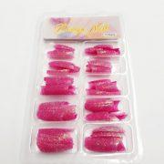 70pcs Shimmer Nail Tips 098 2