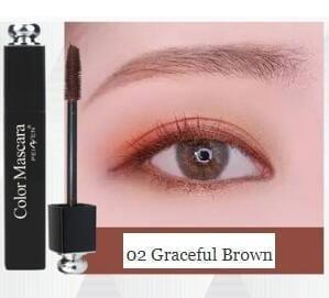 PeiFen Color Mascara 02 Brown