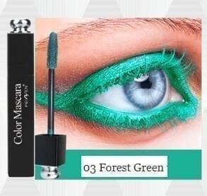 PeiFen Color Mascara 03 Green