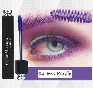 PeiFen Color Mascara 04 Purple