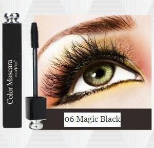 PeiFen Color Mascara 06 Black