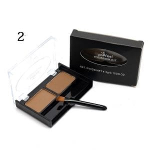 PopFeel 2 Colours Brow Powder Kit 02