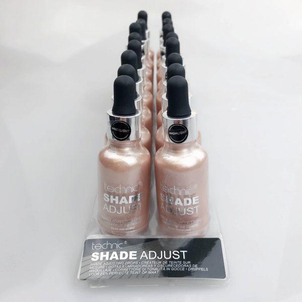 Technic Shade Adjust - highlight TRAY
