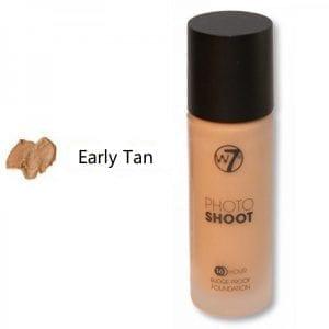W7 Photoshoot Early Tan