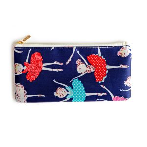 Ballet Dancing Girl Makeup Bag 2
