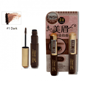 Clever Cat Brow Gel #1 Dark