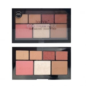 TECHNIC Face and Eye Palette #1 3