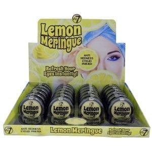 W7 Lemon Meringue tray