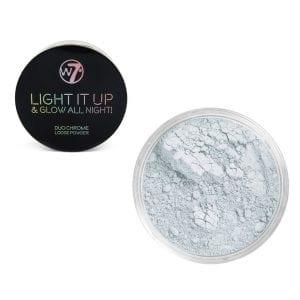 W7 Light It Up & Glow All Night! Loose Powder - On Air 1