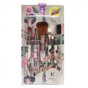 Kameiren 5pcs makeup brush set - French Doll